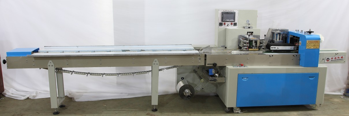 KD-350 plus warm paste, warm baby automatic bagging packaging machine
