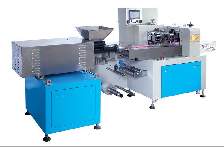 DZB-260 monochrome plasticine automatic packaging machines